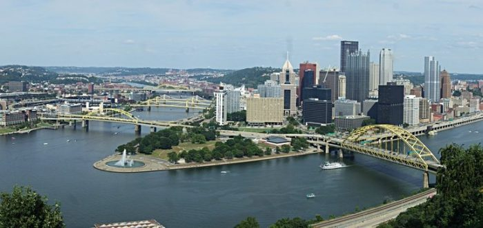 Pittsburgh becomes a battleground for national banking powerhouses