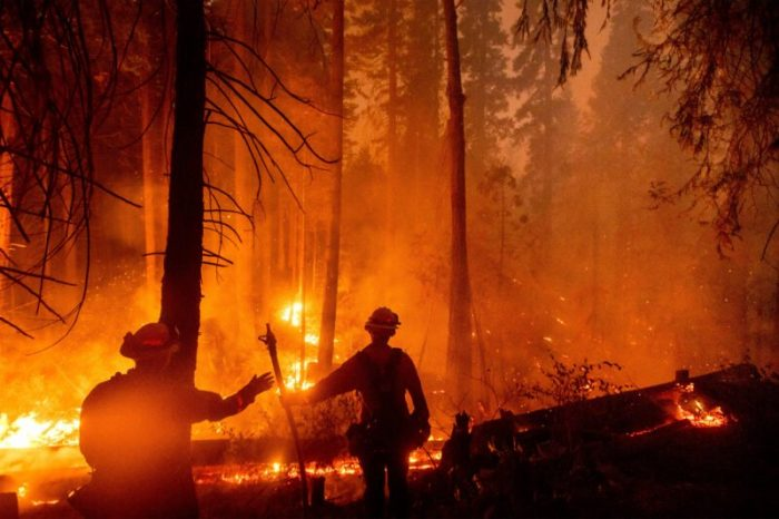 What the Photos of Wildfires and Smoke Don't Show You