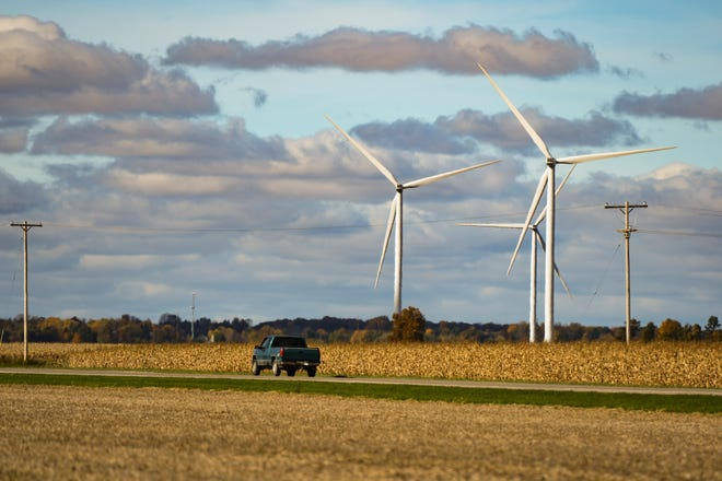 Apex Energy eyes White Oak Township for wind farm project