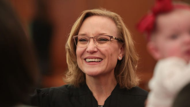 Michigan's Joan Larsen getting buzz to replace Ruth Bader Ginsburg on Supreme Court