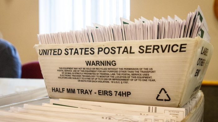 Michigan clerks begin mailing absentee ballots this week