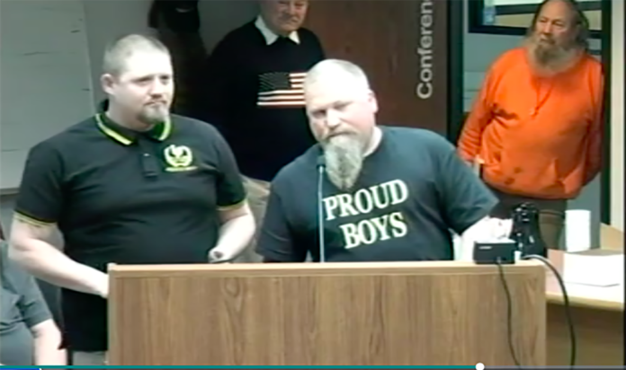Pushing Back Against the Proud Boys in Michigan
