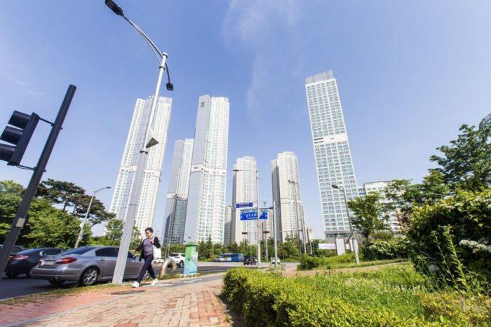 Sleepy in Songdo, Korea's Smartest City
