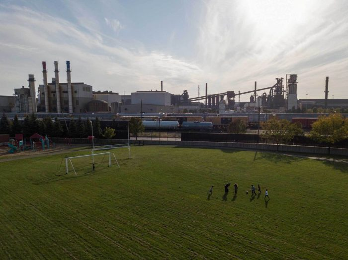 Covid Plus Decades of Pollution Are a Nasty Combo for Detroit