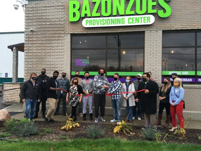 Marijuana business wants to be Michigan's first chain for product