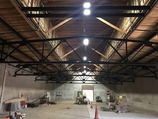 Most of the 'hard work' done to open Ellison Brewery and Spirits location in REO Town