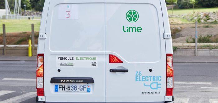 Lime, WWF partner to promote clean transportation
