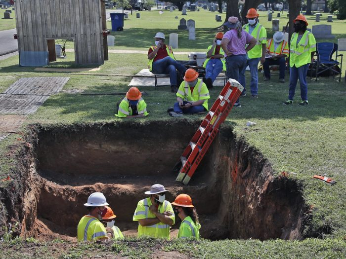 Tulsa Searches For Victims Of 1921 Race Massacre At New Site