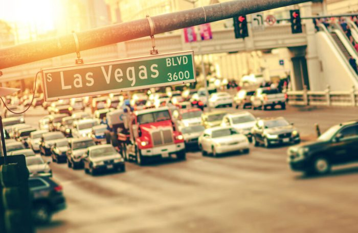 Traffic Signals in Vegas Could Soon Have a Mind of Their Own