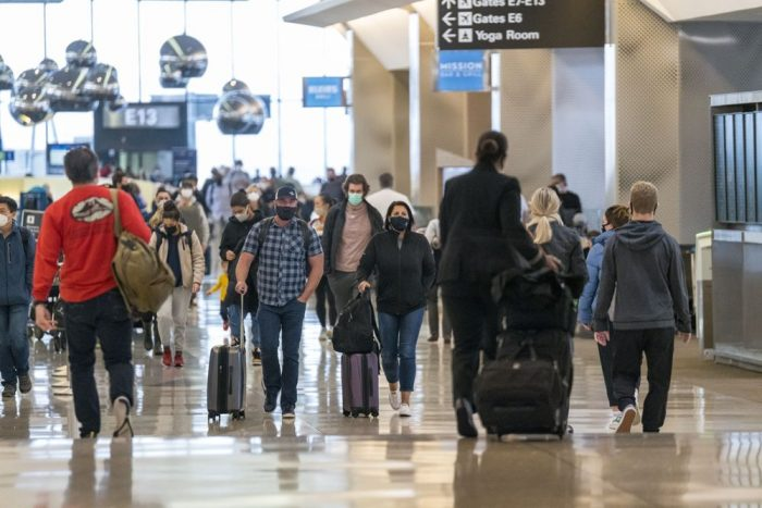 Tens of Millions of Americans Projected to Travel for Thanksgiving Despite Covid Surge