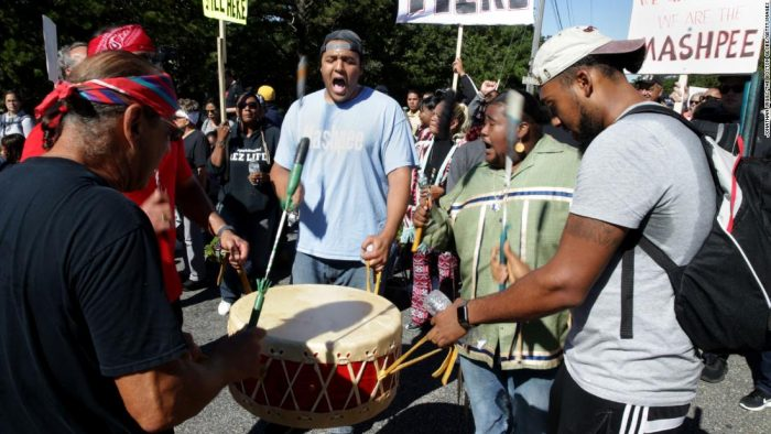 Indigenous people across the US want their land back — and the movement is gaining momentum