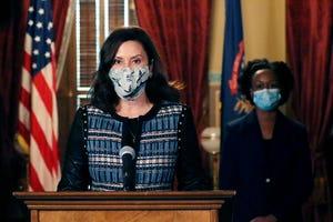 Gov. Whitmer seeks $100M state stimulus to repair pandemic damage to economy