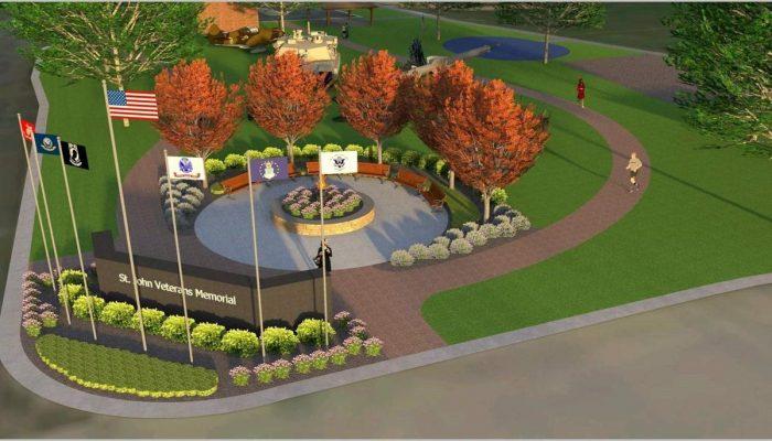 Mission One founder plans veterans memorial in St. John
