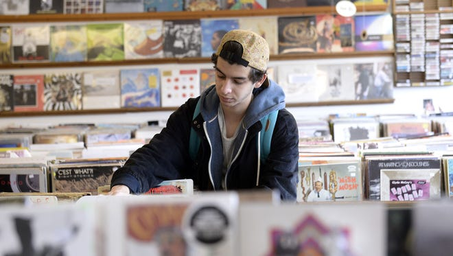 Greater Lansing record stores plan return to classic Record Store Day formula