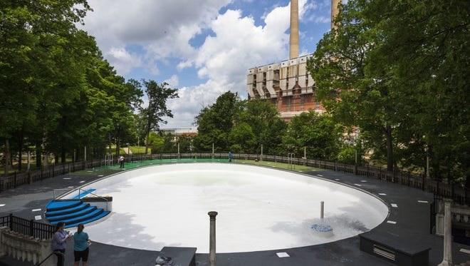 Moores Park Pool: Fundraiser launches to help finance first step in saving historic structure