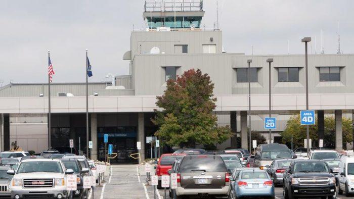 Lansing Airport Below Year-Ago Thanksgiving Levels