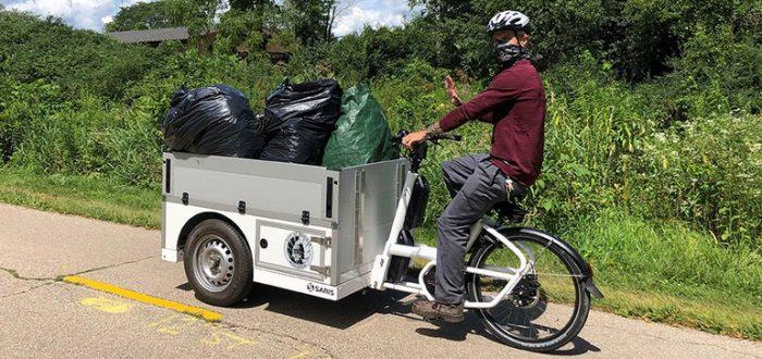 Portland, OR city employees to pilot e-cargo bikes