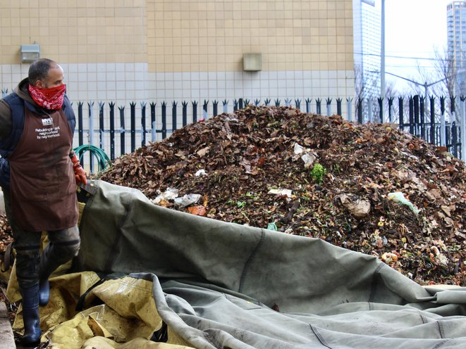 NYC's Ambitious Composting Initiative Has Decomposed