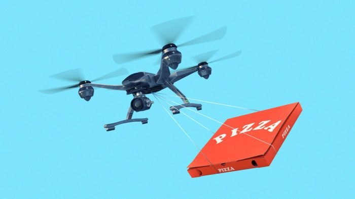 Cities prepare for home delivery by drone