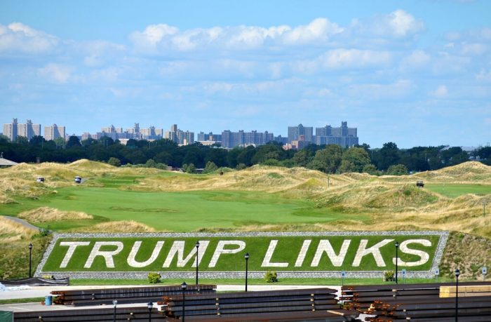Removing the Name 'Trump' Won't Save a Golf Course in the Bronx