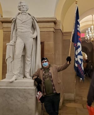 Prosecutor: U.P. man charged in US Capitol storming said, 'We will be back'