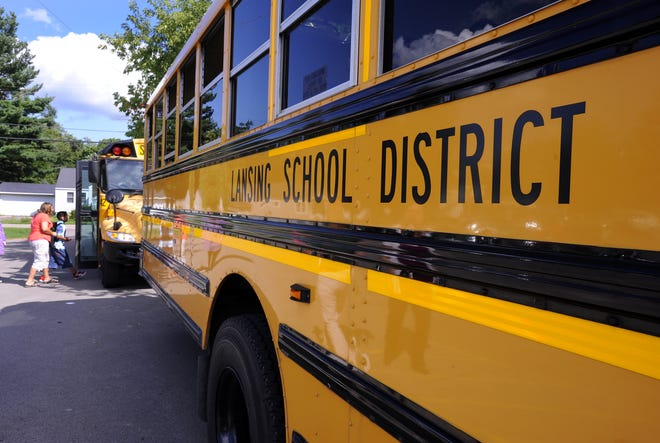Lawsuit names Lansing schools and Dean Transportation, claims student was bullied, injured on bus