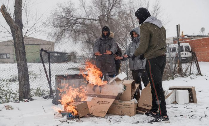 No power, no water, no hope: inside Europe's largest shanty town