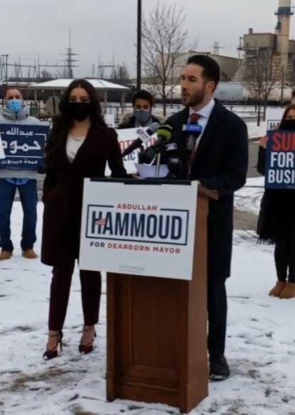 State Rep. Abdullah Hammoud announces candidacy for Dearborn mayor