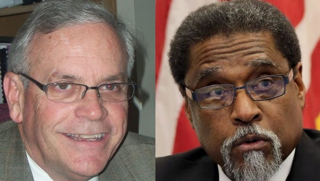 Two former Ingham County officials charged with misconduct in Flint water crisis