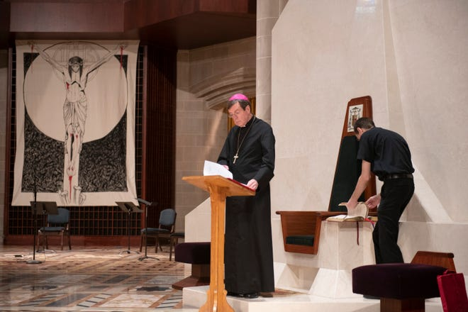 Detroit archbishop urges Catholics to be 'renewed in their zeal to study the Bible'