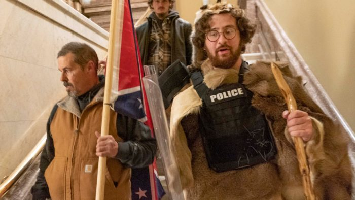 FBI arrests fur-wearing NYC man on Capitol riot charges