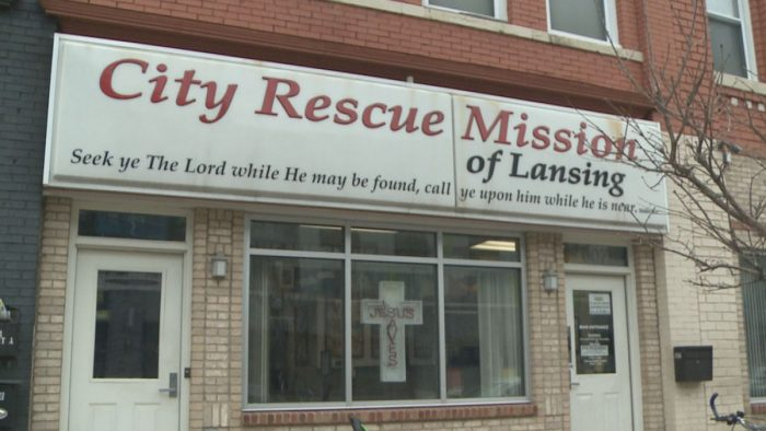 City Rescue Mission of Lansing continues to fight homelessness amid pandemic
