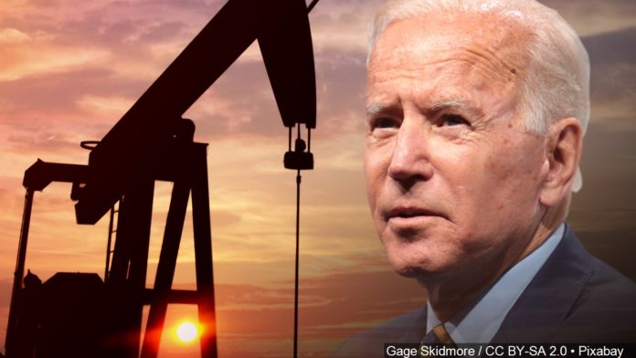 AP sources: Biden to pause oil drilling on public lands