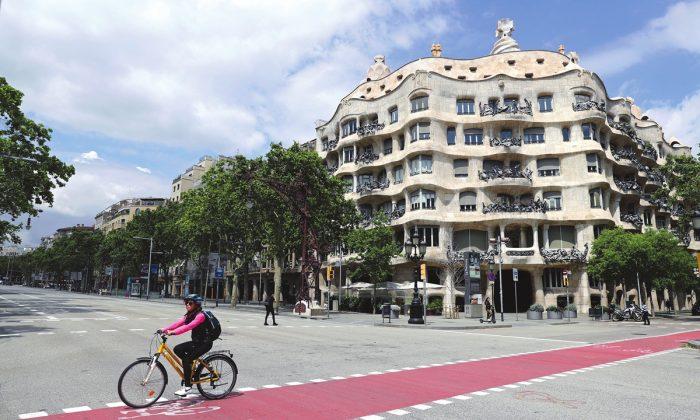 COVID-19 pandemic puts environmentally friendly urban plan in fast lane