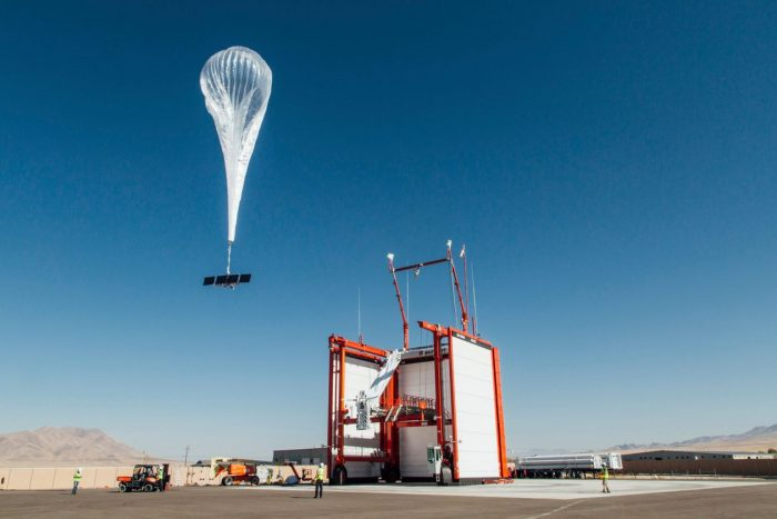 Google Closes Loon, Its Plan to Use Balloons for Web Access
