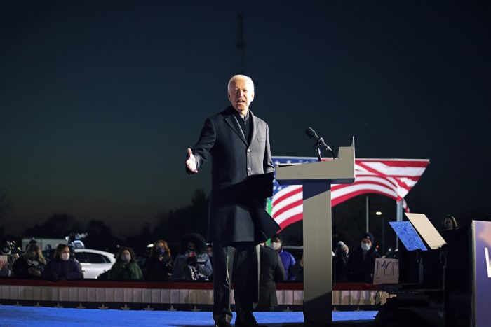 Joe Biden vowed to guard Michigan waters, create auto jobs. Can he deliver?