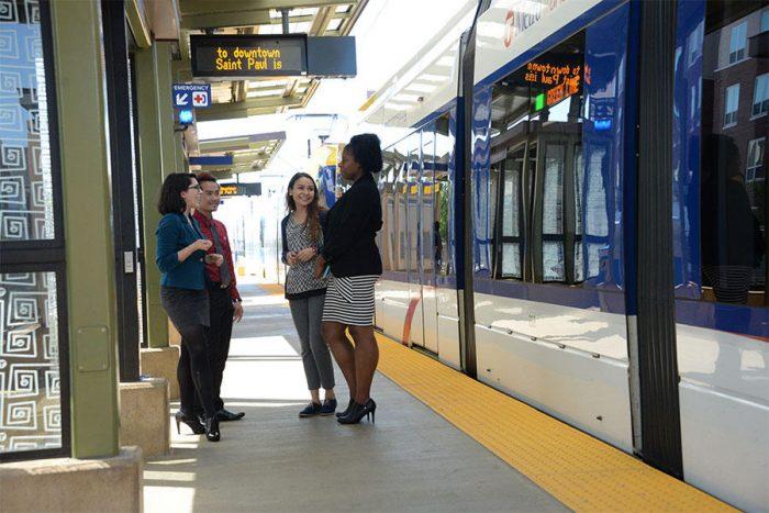 Addressing gender equity in city transportation