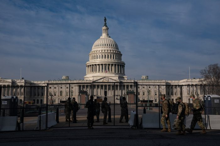 Live Updates: Police Investigating Whether Lawmakers Gave Rioters Tour of Capitol Before Siege