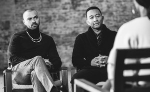 Jesse Williams and John Legend Talk Race in America