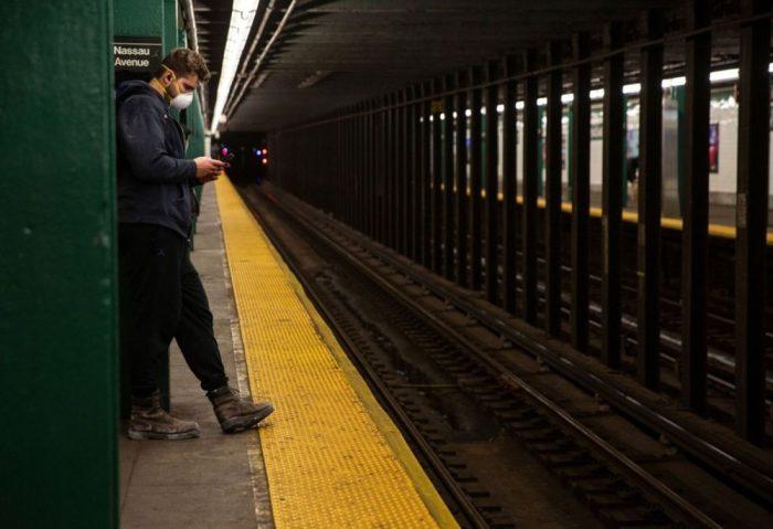 The New York Subway Got Caught in the Coronavirus Culture War