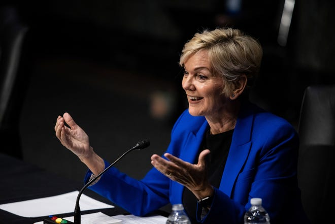 Senate confirms Granholm as Biden's energy secretary
