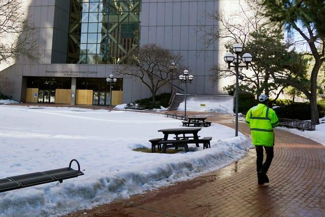 Growing tension in Minneapolis as trial looms in George Floyd death