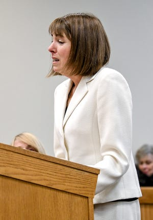 Oversight board disbars former Livingston County Judge Theresa Brennan