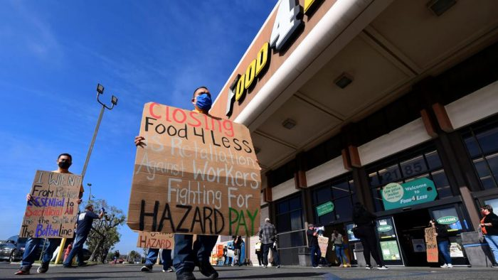 These Are The Cities Giving Grocery Workers 'Hero Pay' During The Pandemic