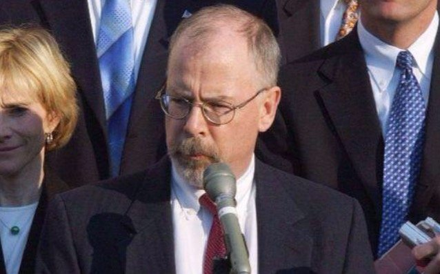 BREAKING: John Durham Resigns as US Attorney – Effective February 28th — Before Biden AG Takes Office