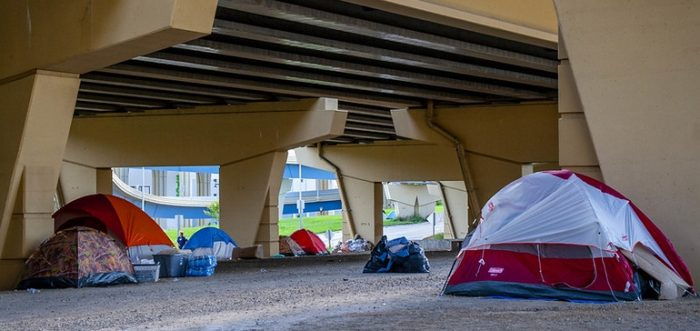 Cities spend millions on homeless encampment response: report
