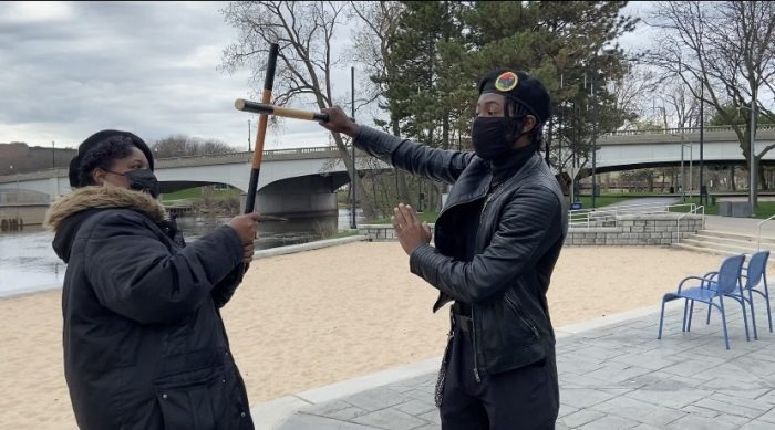 'Fight for what you believe in:' James Henson is bringing The Young Black Panther Party to Lansing