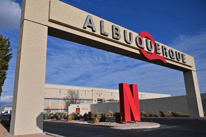 Albuquerque Is Winning the Streaming Wars