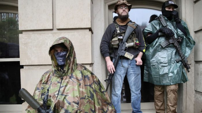 Wisconsin militia member in Whitmer plot extradited to Michigan, released on bond