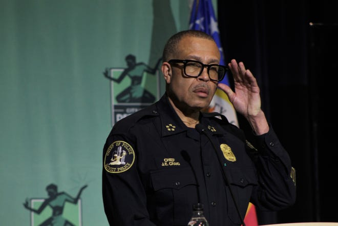 Detroit Police Chief James Craig set to retire, run for governor, sources say